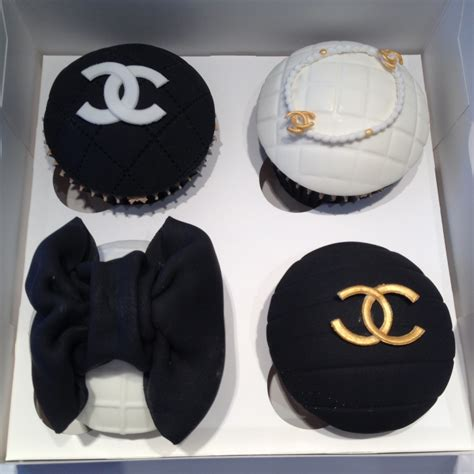 How To Become A Home Decorator by Chanel Birthday Cupcakes