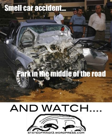 Car Crash Meme - lebanese memes car accidents in lebanon a separate