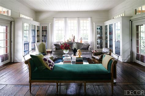 elle decor home a railway depot turned home in upstate ny