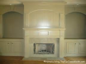 Bookshelves Next To Fireplace Fireplace Built Ins On Fireplaces Built Ins