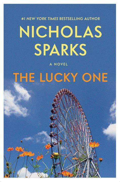 we were the lucky ones a novel books nicholas sparks the lucky one