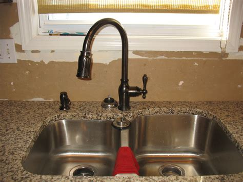 oiled bronze faucet with stainless steel bronze faucet kitchen pinterest faucet