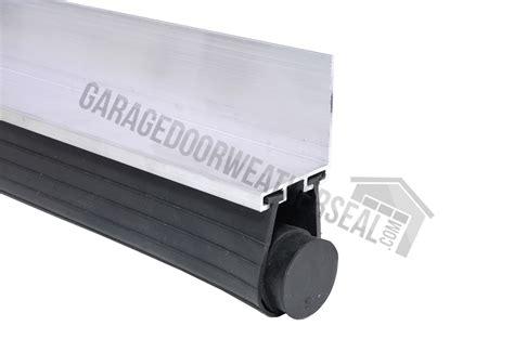 up and garage door seals garage door weather seal kit garage door weather seal