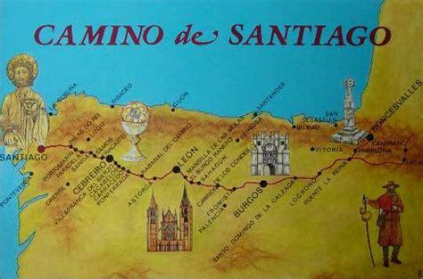 camino de compostela 192 488 peregrinos a santiago de compostela en 2012