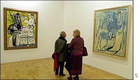 picasso erotique paintings news entertainment picasso s works on display