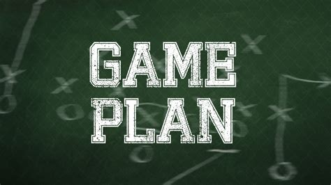 Plan by Chris Goins God Game Plan Part 4 Extended Notes