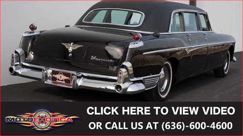 chrysler imperial limousine for sale 1955 chrysler imperial limousine sold
