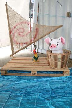 moana board my boat moana s boat moana birthday theme party pinterest