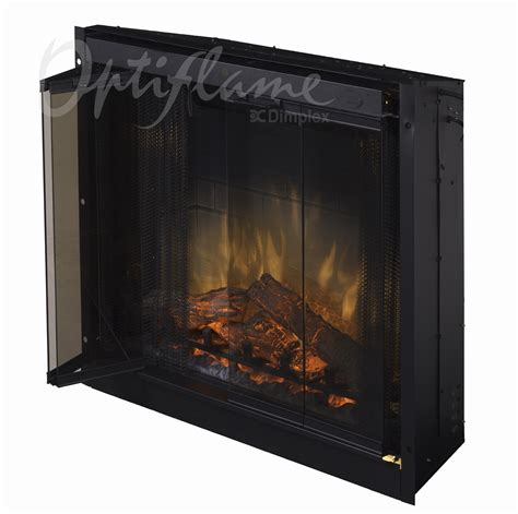 electric fireplace dimplex insert 32 quot artflame
