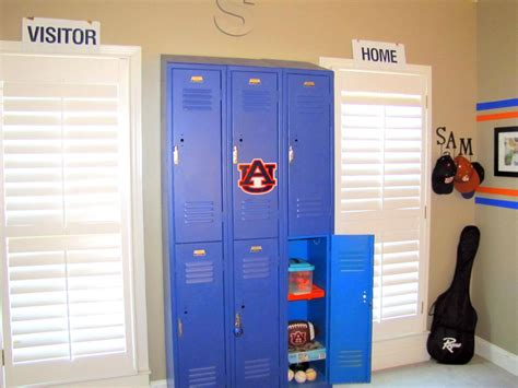sports lockers for rooms rooms storage solutions hgtv