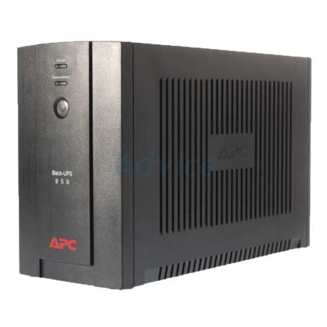 Ups Apc Bx800li 950va advice แอดไวซ แหล งรวม ไอท it คอมพ วเตอร computer