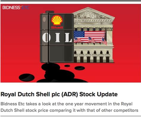 royal dutch shell plc royal dutch shell stock has fallen by over 26 in the last