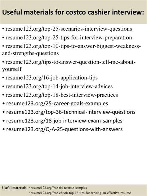 top 8 costco cashier resume sles