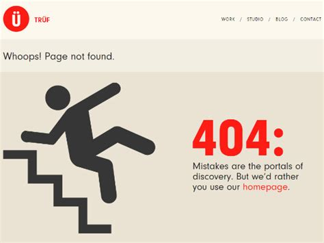 best 404 page creative 404 pages design