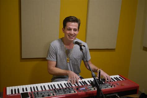 charlie puth xclusive jams charlie puth rehearsal forge recording