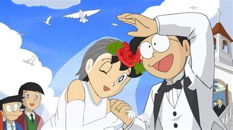 film anime baper bukan cuma raisa inilah 5 pernikahan paling bikin baper