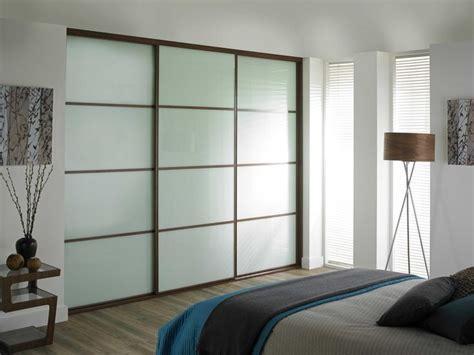 Sliding Wardrobe Frame by Classic 32mm Steel Arctic White Doors With Walnut Frame Sliding Wardrobe Doors Home Styles