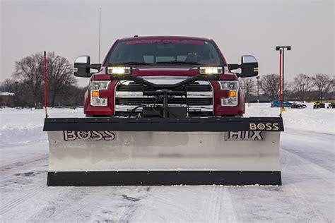 ford   snow plow option costs  bucks sans