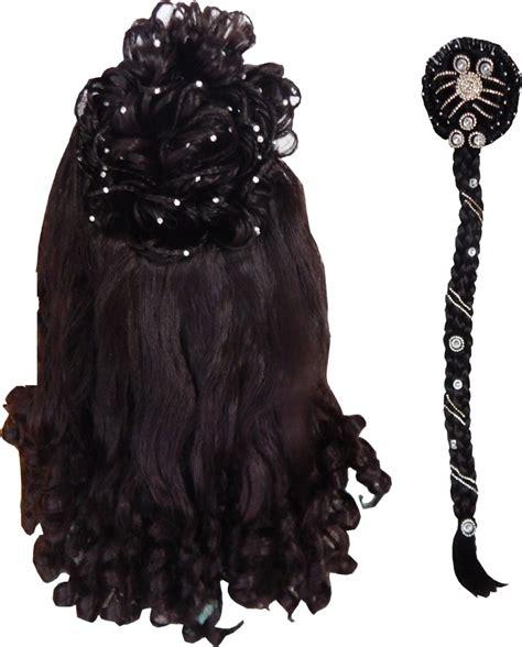 juda choti hairstyle rz world juda choti 11 hair extension price in india buy
