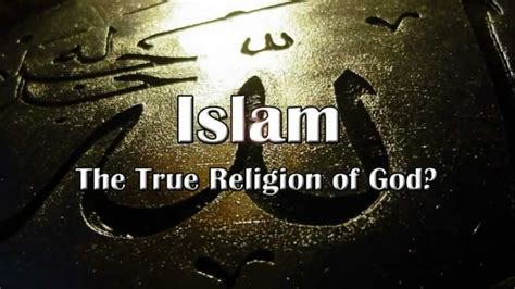 muslim the true religion 4 how to revert to islam about islam