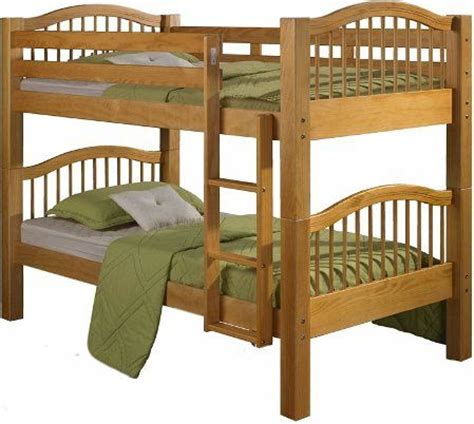 Linon Bunk Bed Linon 5800nn22 B Kd Convertible Bunk Bed Pine Provides Strength And Stability