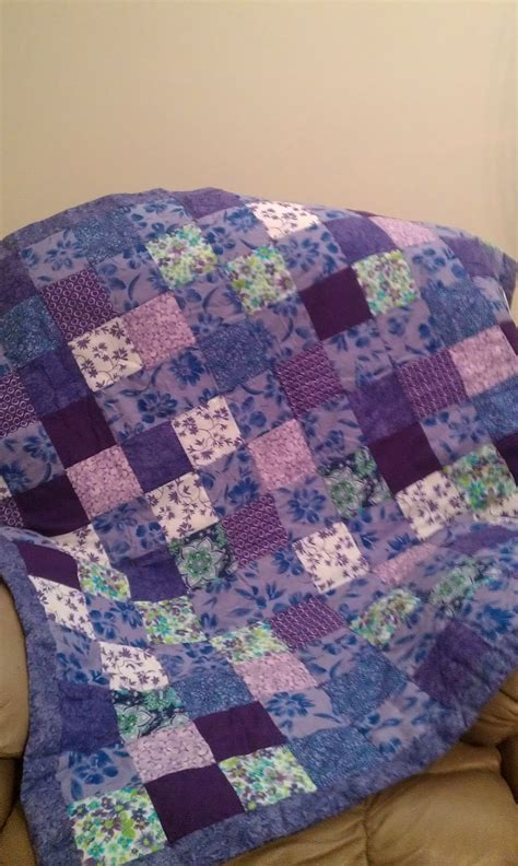 Purple Quilt by Purple Quilt Purple