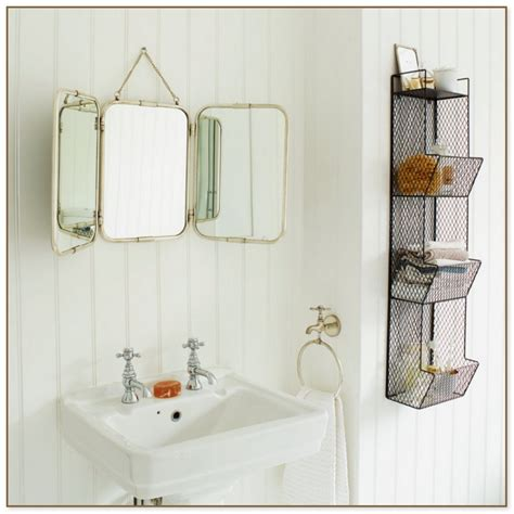 tri fold mirrors bathroom tri fold bathroom mirror