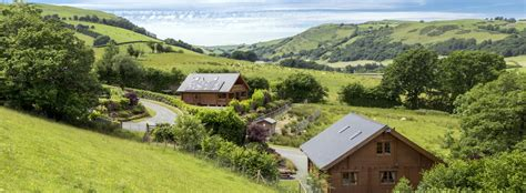 Lodges With Tubs Wales luxury lodges wales 5 lodges in wales with tub and sauna