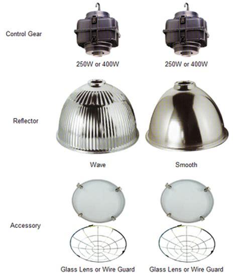 best high bay shop lights aluminium 250 watt or 400 watt halide high bay