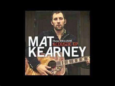 Mat Kearney In The by Mat Kearney In The Middle Acoustic