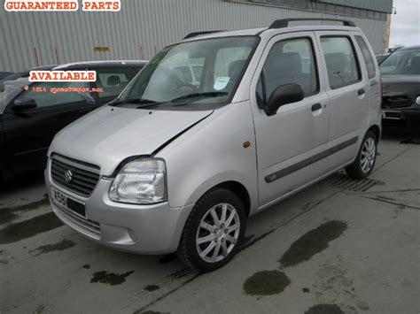 Sparepart Suzuki Wagon R suzuki wagon r breakers suzuki wagon r spare car parts