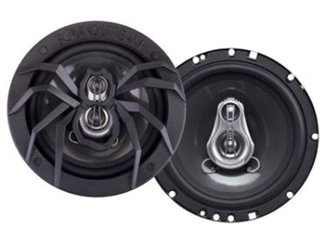 Speaker 6 Soundstream Xt 653 2way soundstream pct 653 6 1 2 quot 90w 3 way picasso range coaxial speaker system at