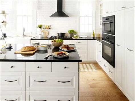 black and white appliance reno 25 great ideas about kitchen black appliances on pinterest