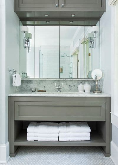 bathroom vanity mirror height bathroom workbook the right height for your sinks
