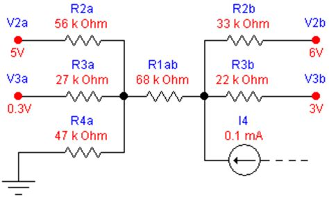 resistor network solver resistor network solver for the hp 67 programmable calculator