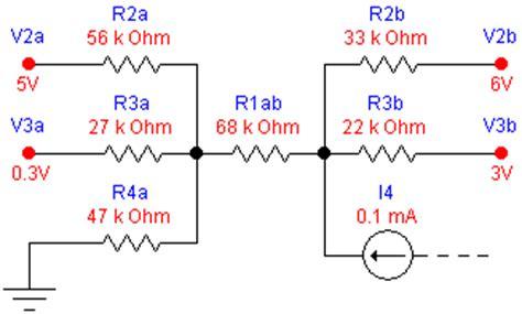 resistor network calculator resistor network solver for the hp 67 programmable calculator
