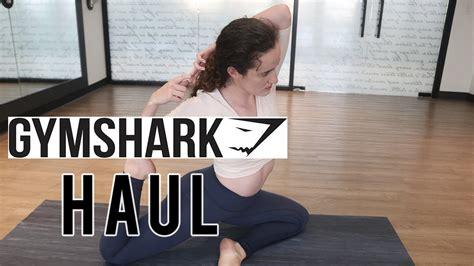 gymshark haul   flex leggings sports bra