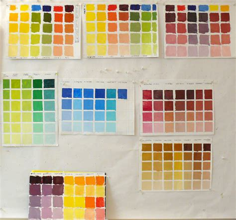 back to basics color vocabulary bouc artist