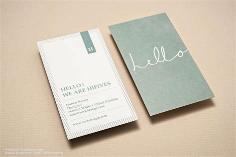 Cool Cards Template by Monogram Cool Business Stationary Visiting Card Design