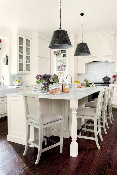 southern all wood cabinets all favorite white kitchens southern living