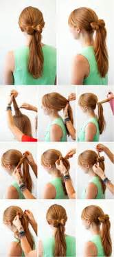 hairstyles and easy to do m easy hairstyles for summer modern magazin