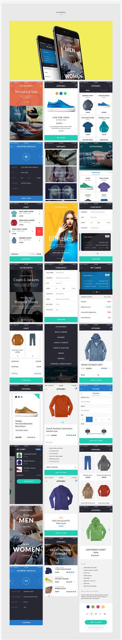 app design served core ui kit on app design served mobile design