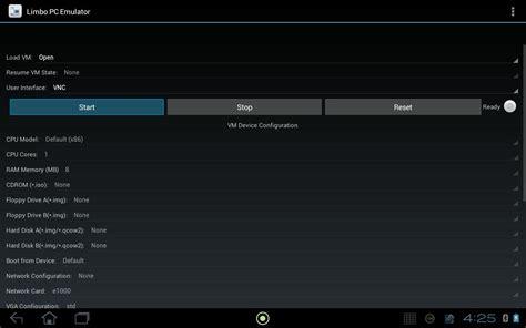apk emulator for pc limbo pc emulator sourceforge net