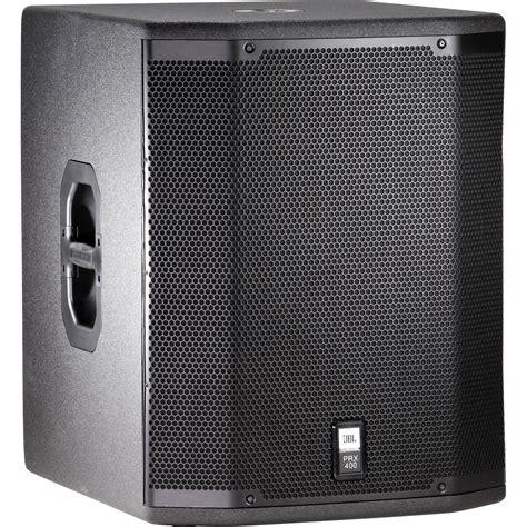 Speaker Jbl Passive jbl prx418s passive 18 quot subwoofer prx418s b h photo
