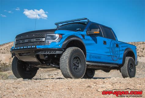 ford raptor led light bar kc hilites ford raptor 50 inch flex array light bar