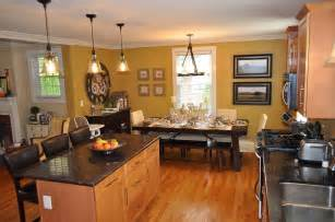 Kitchen And Dining Room Open Floor Plan by Floors Kitchen Living Rooms And Open Kitchens On Pinterest