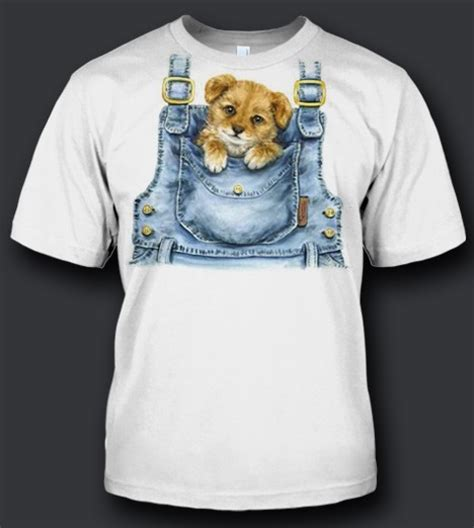 puppy t shirts pocket puppy t shirt t shirts