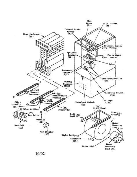 furnace parts diagram gmp075 3 wiring diagram furnace parts diagram wiring