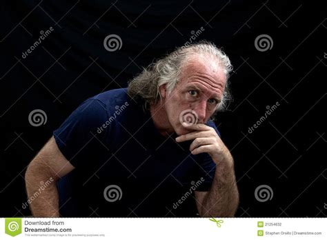 rugged looking rugged looking staring at viewer stock photography image 21254632