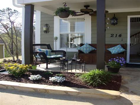 decorating ranch style home relax warm and decorating front porch ideas midcityeast